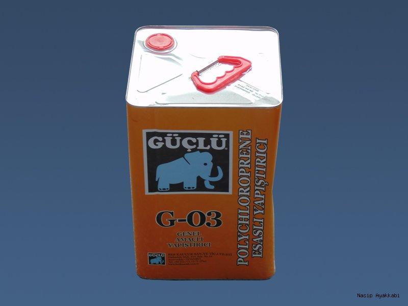 Güçlü G-03 Yapıştırıcı